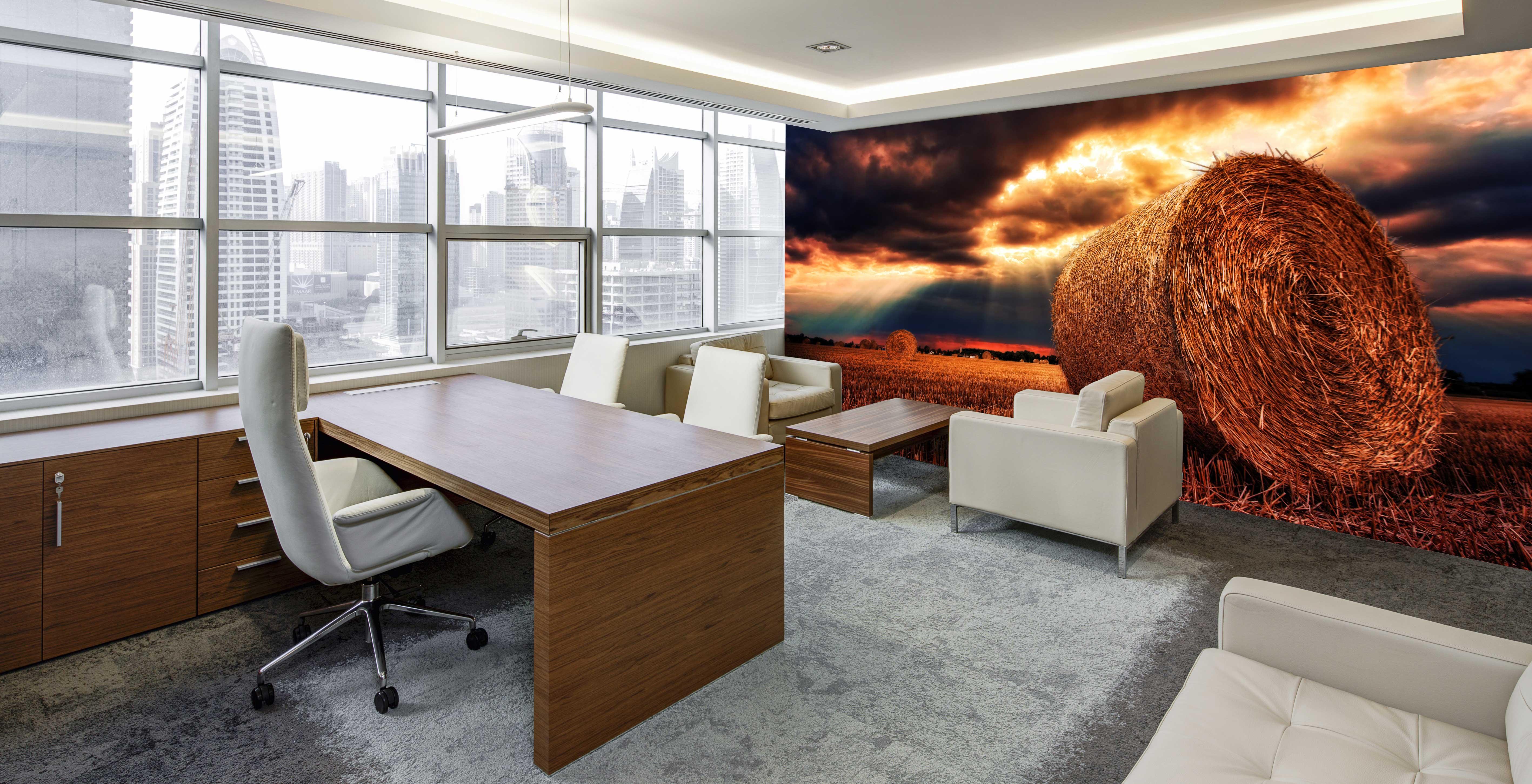 behangdoeken.nl airtex kantoor